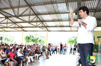 Marcello Gouveia apresentou o estado físico-financeiro do município que recebeu da gestão anterior