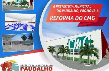 Prefeitura Convida Para Solenidade de Assinatura da Ordem de Serviço do CMG