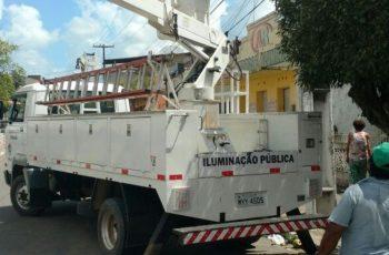 Prefeitura Realiza Reparos e Melhorias no Sistema de Iluminação Pública dos Bairros
