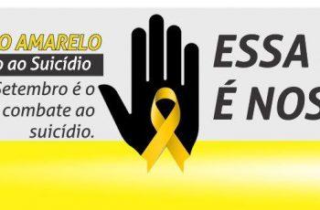 Prefeitura do Paudalho promove campanha de combate ao suicídio