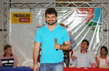 Canteiro de obras: Prefeitura do Paudalho lança Programa Ruas do Povo