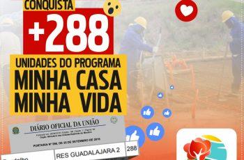 Conquista: Paudalho receberá mais 288 unidades habitacionais do Programa Minha Casa, Minha Vida