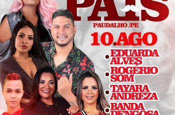 Prefeitura do Paudalho divulga atrações da festa do Dia dos Pais
