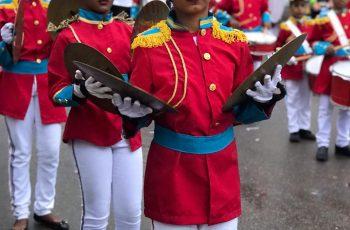 Organização e patriotismo marcam celebração da Independência do Brasil, em Paudalho