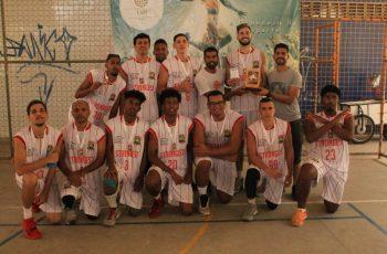 Strongest Paudalho vence a Liga Amadora de Basquete do Interior (LABI)