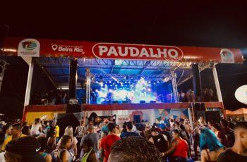 Apresentações artísticas animam a 2ª noite da tradicional Festa de São Sebastião em Paudalho