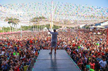 """2º dia do Carnaval em Paudalho é """"regado"""" por muita música, cultura e tradição"""