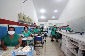 Prefeitura do Paudalho vai entregar cerca de 120 mil máscaras de tecido para população