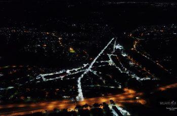 Prefeitura do Paudalho renovará iluminação pública de 15 bairros
