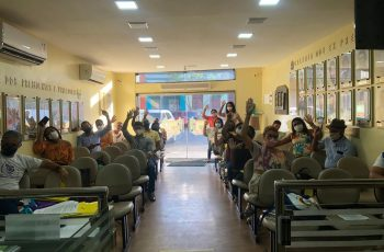 Cerimônia de posse do primeiro Conselho de Política Cultural do município