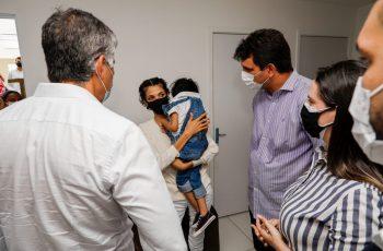 Paudalho inicia entrega das 576 unidades do Programa Minha Casa Minha Vida