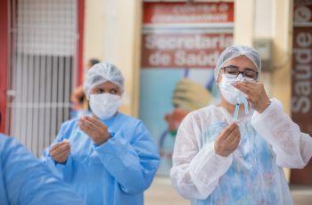 Paudalho inicia vacinação contra covid-19 para trabalhadores da assistência social e guardas municipais nesta segunda-feira (31)
