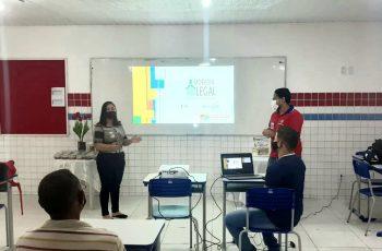 Prefeitura do Paudalho realiza reunião sobre o programa de regulamentação fundiária Moradia Legal no município