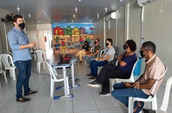 Secretaria de Educação realiza 1º encontro formativo com membros do novo Conselho de Alimentação Escolar (CAE) de Paudalho