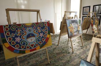 """Exposição artística """"Paudalho Linda Flor da Mata"""" ficará aberta até esta sexta-feira (6)"""