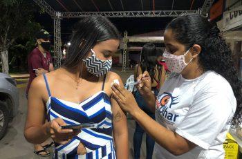 Para incentivar a vacinação contra a covid-19, Paudalho realizará Maratona da 1ª Dose das 10h à 00h desta quinta-feira (09)