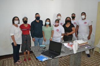 Prefeitura do Paudalho realiza treinamento com a equipe do Programa Sopa Família