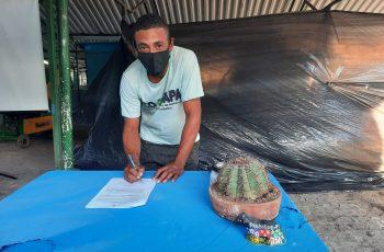 Prefeitura do Paudalho realiza evento para assinatura de contrato entre a COOPCAPA e o Programa ViraSer